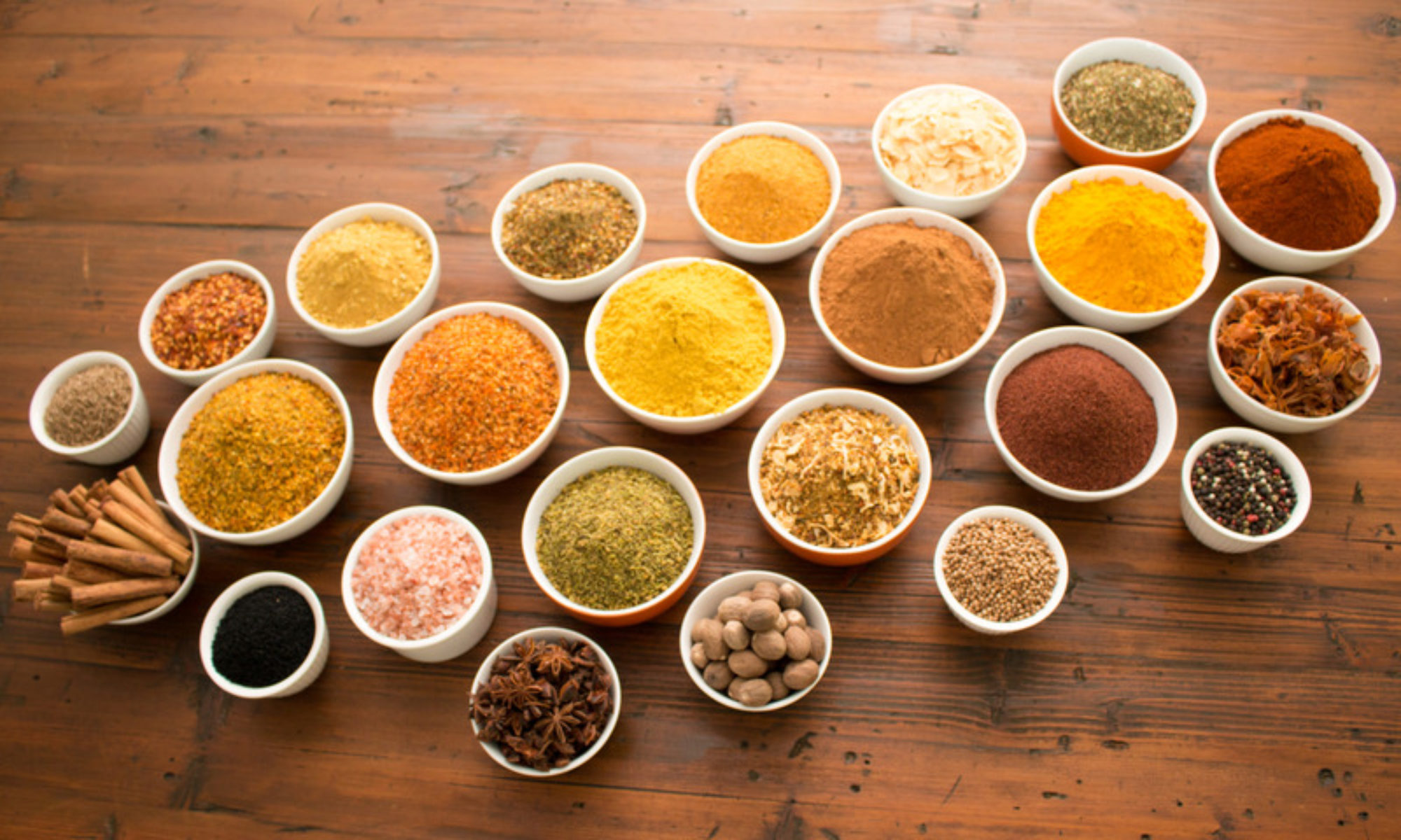 The Spice Stall